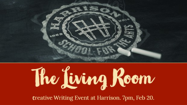 Harrison Creative Writing Event - The Living Room