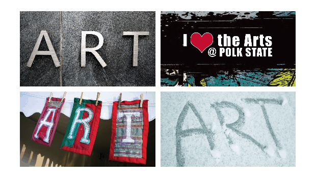 I Heart the Arts at Polk State