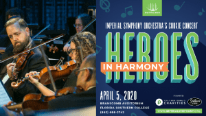 Heroes in Harmony - ISO Cookie Concert