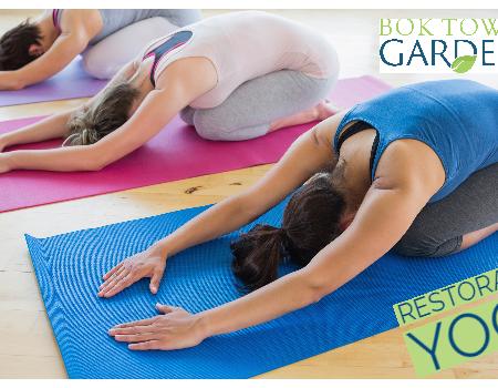 Restorative Yoga image pose