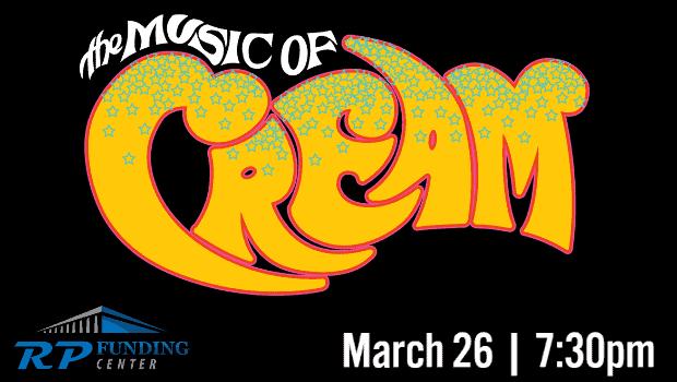 The Music of Cream logo