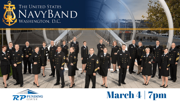 US Navy Band and Sea Chanters