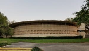 Buckner Building at Florida Southern College