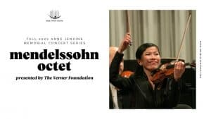 Imperial Symphony Orchestra Mendelsohn Octet Sponsored by the Verner Foundation