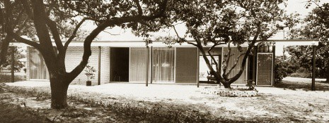 Sparrow Residence, Structure 25 (C3) 501 West Lake Otis Drive SE Year Built 1954