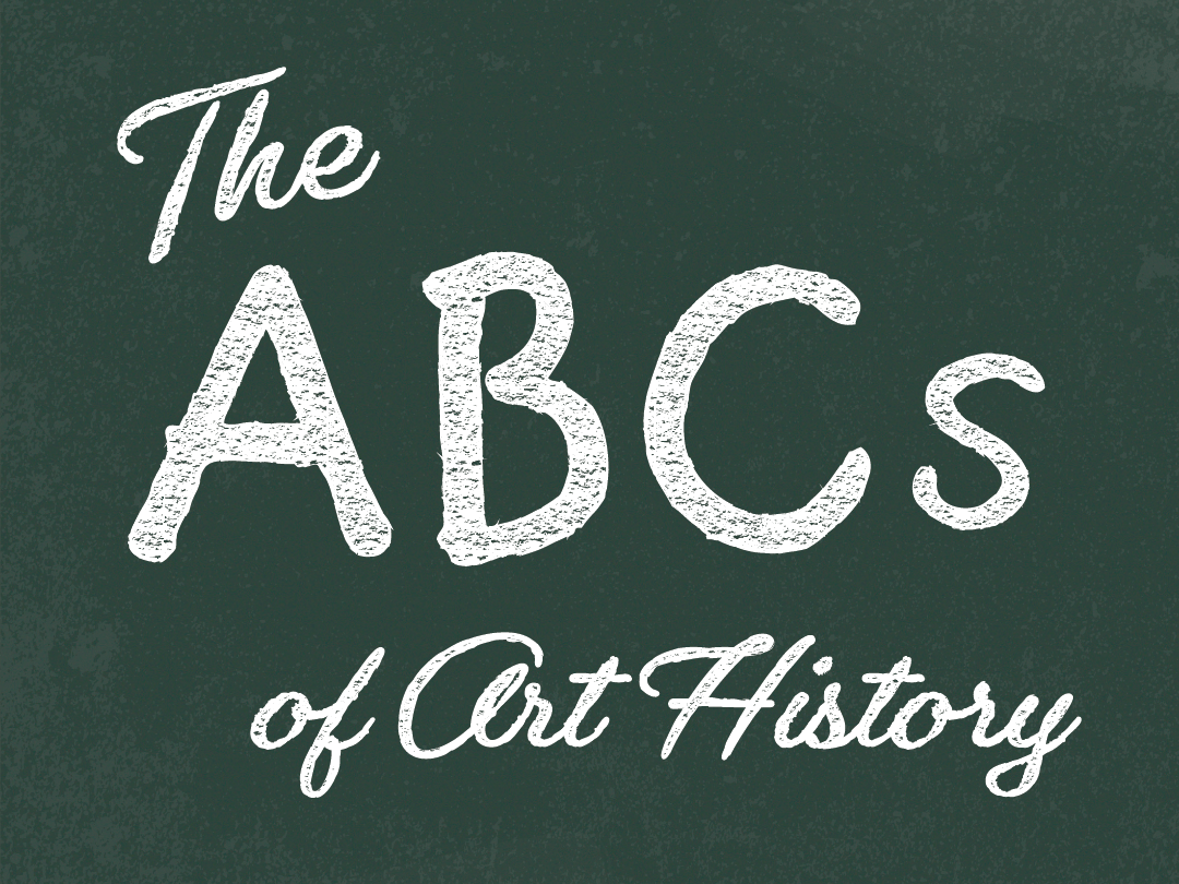 The ABCs of Art History