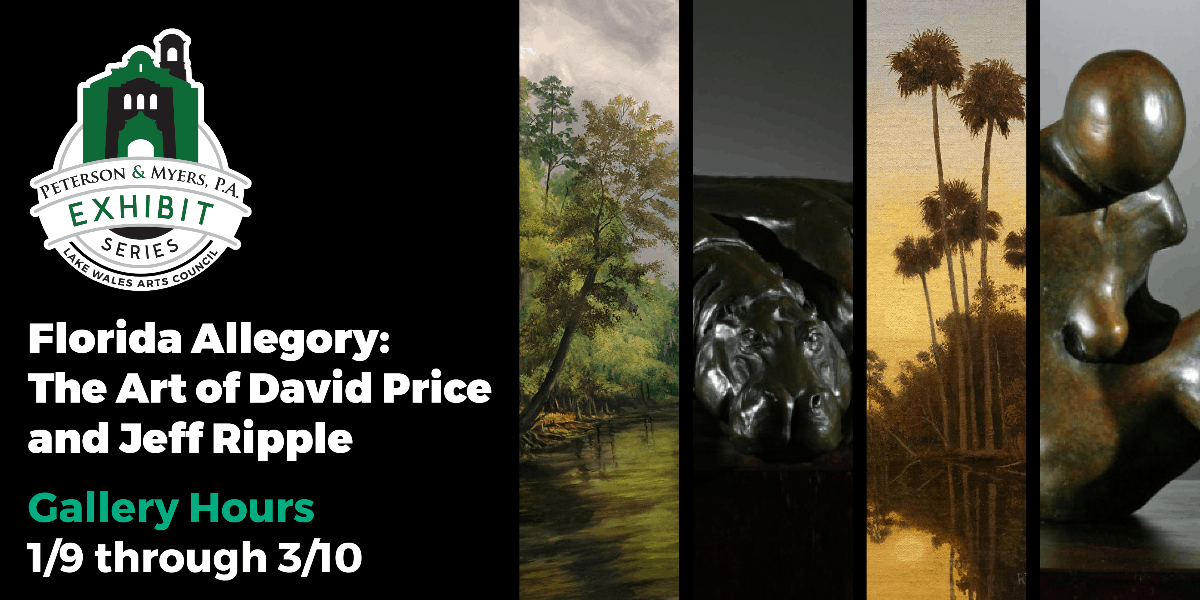 Florida Allegory: The Art of David Price and Jeff Ripple, 1/9-3/10