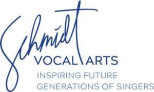 Schmidt Vocal Arts Logo - Inspiring Future Generations of Singers