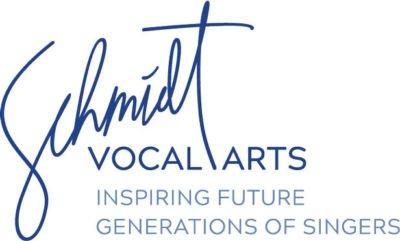 Schmidt Vocal Arts Logo - Inspiring Future Generations of Singers