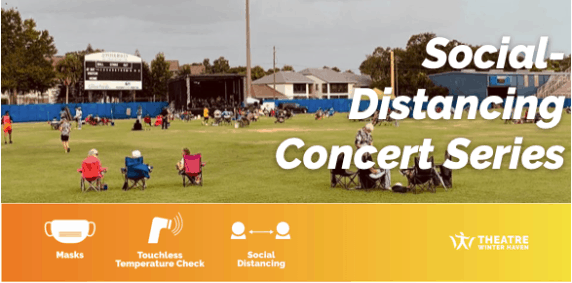 Photo at Chain O' Lakes Park - Social Distancing Concert Series