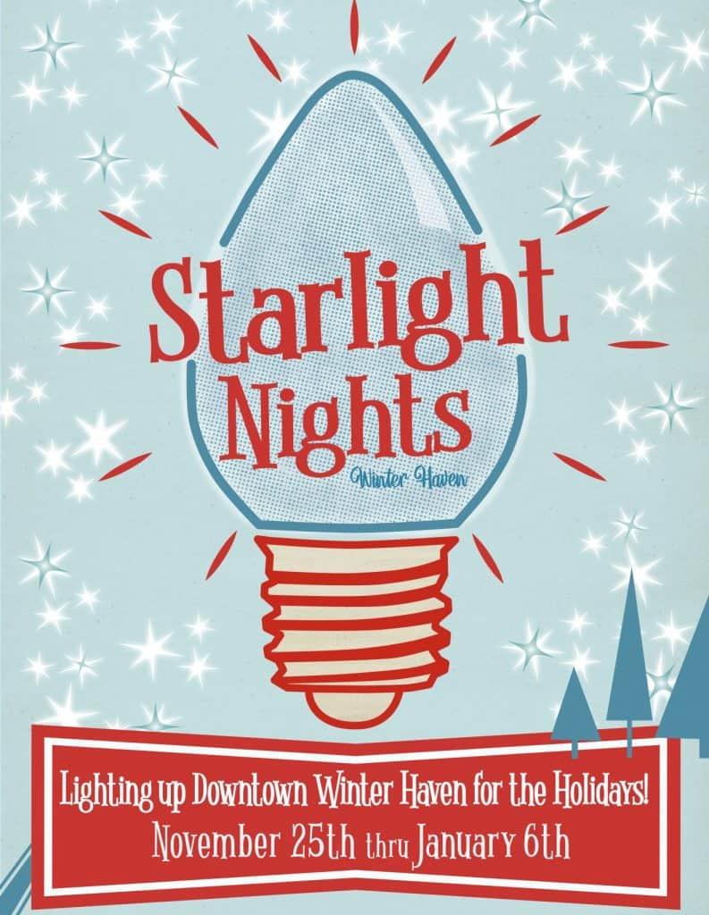 Starlight Nights Winter Haven Light Bulb