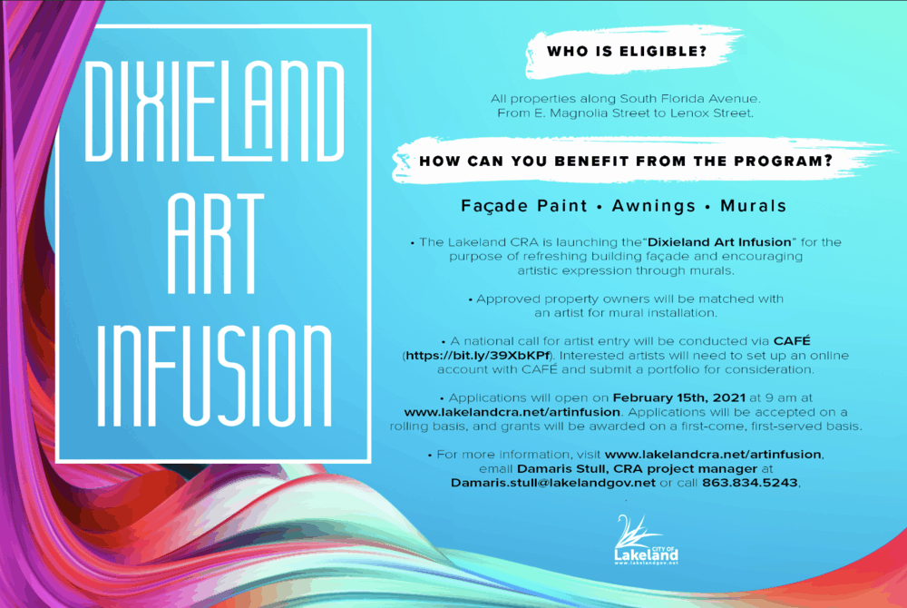 Lakeland Art Infusion