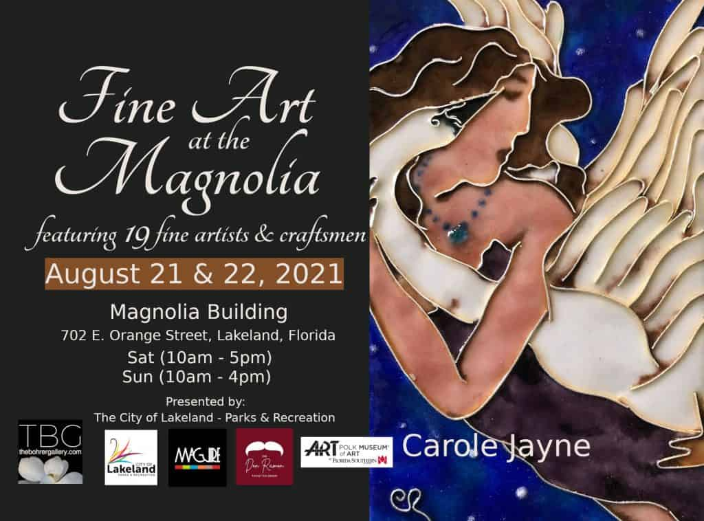 Fine Art at the Magnolia August 21-22